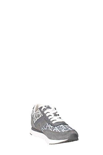 Calvin Klein - Baskets Calvin Klein Logo ref_jim39109-pewter - 41 gJrscw