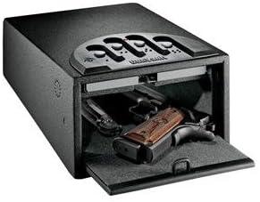 Barska Quick Access Biometric Rifle Safe1
