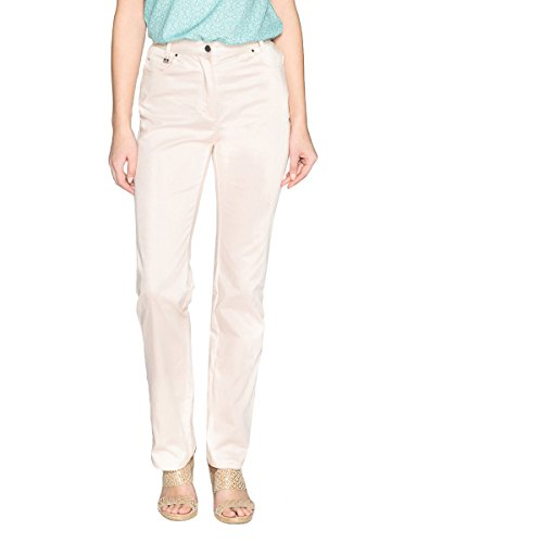 Pantaloni Rosa Pallido Redoute La Dritti Donna Weyburn Bassi Anne v07x0qI