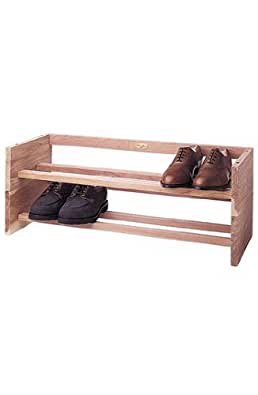 Allen Edmonds Cedar Shoe Rack