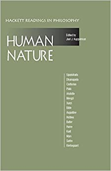 Book HUMAN NATURE (Hackett Readings in Philosophy) by JOEL KUPPERMAN (2012-01-05)