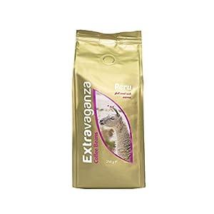 Extravaganza Peru, caffè in grani, 250 g x 12 confezioni