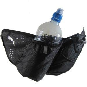 c3a40f4ebe Puma Training Bottle Waist Bum Bag - Black  Amazon.co.uk  Clothing