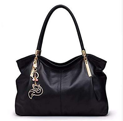 Bloomerang FOXER Brand Women's Leather Handbag Fashion Female Totes Shoulder Bag High Quality Handbags color 958136F1A