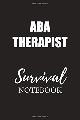 ABA Therapist Survival Notebook: Small Undated Weekly Planner for Work and Personal Everyday Use Habit Tracker Password Logbook Music Review Playlist Diary Journal Wick Book Publishing