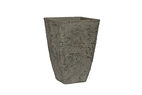 Stone Light Antique AD Series Cast Stone Planter (Pack of 4), 13.5 by 19