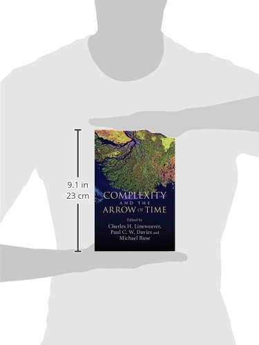 complexity and the arrow of time ruse michael davies paul c w lineweaver charles h