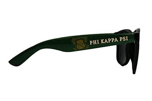 Phi Kappa Psi Fraternity Sunglasses Greek Beach Sunny - Kappa Sunglasses