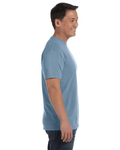 Comfort Colours Adults Unisex Short Sleeve T-Shirt (L) (Ice Blue) - Ice Color