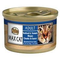 Max Cat Gourmet Classics Seafood & Tomato Bisque 24/3 OZ