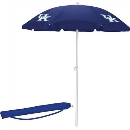 - NCAA Kentucky Wildcats Portable Sunshade Umbrella