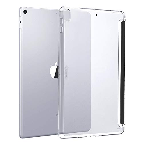 ESR Clear Case for iPad Air 3 / iPad Pro 10.5 Rear Case, [Fits with Smart Keyboard and Smart Cover] Slim Fit Back Shell Cover Yippee Hard Shell Cover for iPad Air 3 2019 / iPad Pro 10.5 2017 (Clear)