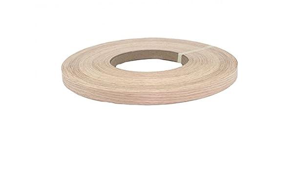 """maple Pre Glued 3""""x50' wood Veneer Edgebanding"""