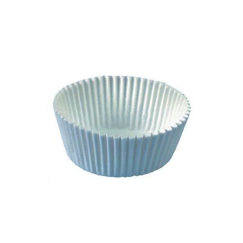 Pack of 1000 3//4-Inch White Mini Baking Cup Round 3.5/cm Diameter