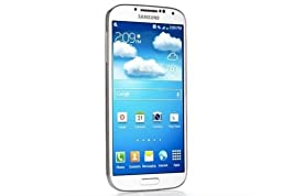 Samsung Galaxy S4 16GB Unlocked GSM Octa-Core Android Phone - White
