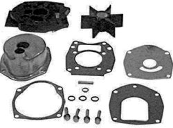 - Quicksilver 60366Q1 Upper Water Pump Repair Kit - Older, 40 through 70 Horsepower Mercury and Mariner 2-Cycle Outboards