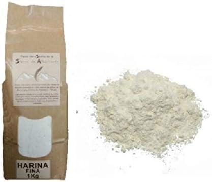 Harina Espelta Fina - Pack de 5 Paquetes de Harina de Espelta Fina ...
