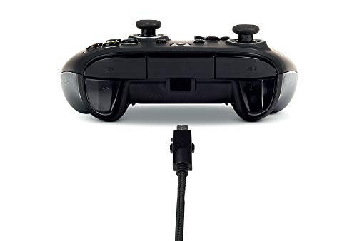 PowerA Fusion Pro Wired Controller for Xbox One - Black 4