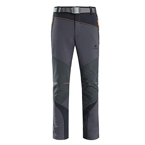 Qzhe Uomo Rapidi Pesca Traspiranti Black Antivento Pantaloni Da Campeggio Impermeabili Trekking anqwagSZ