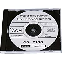 CS7100 Icom Programming software for IC-7100