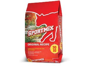 Sportmix Original Recipe Dry Cat Food, 15 Lb.