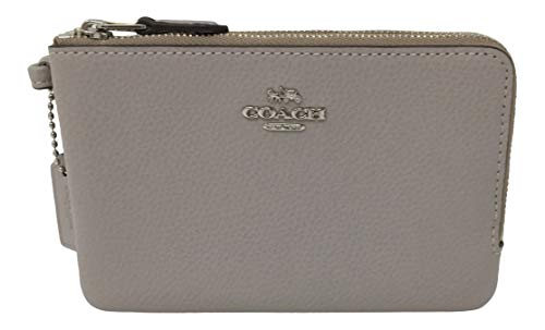 Coach Pebbled Leather...