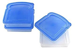 Mainstays Sandwich Containers 3-Pack (B00ELQDOYS)   Amazon price tracker / tracking, Amazon price history charts, Amazon price watches, Amazon price drop alerts