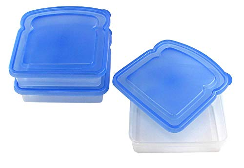 Sandwich Keeper - Mainstays Sandwich Containers 3-Pack