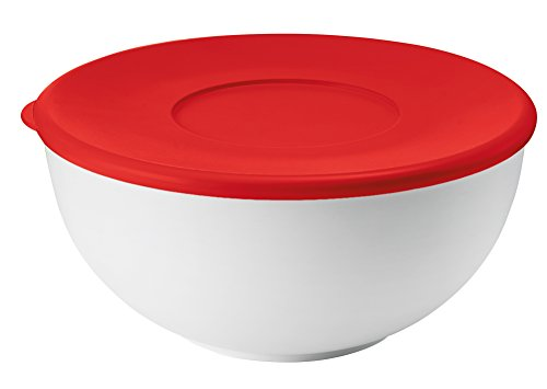 Guzzini Red My Kitchen Medium Container with Lid