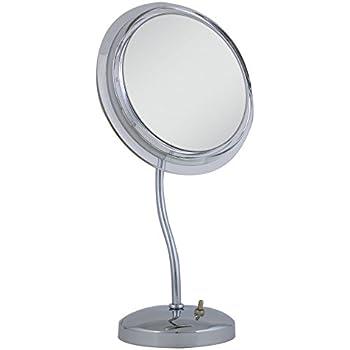 Amazon Com Zadro 6x S Neck Surround Light Vanity Mirror