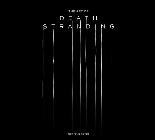 The Art of Death Stranding por Titan Books