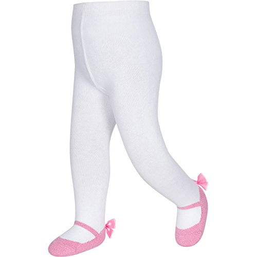 infant pink dress shoes - 8