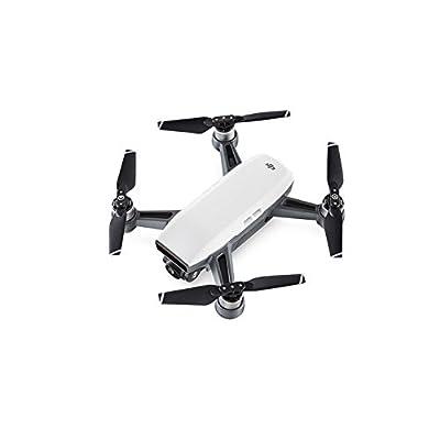 DJI Spark Portable Mini Drone Alpine White (Renewed) (Standard Unit): Toys & Games