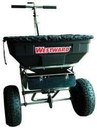 Westward 4uhd2esparcidor de sal y el hielo derretido