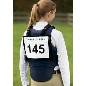 Dover Saddlery Roma Competition Pinny ()