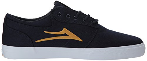 Griffin MS317 Navy Gold Suede Lakai Textile Grey Hqgwxxf