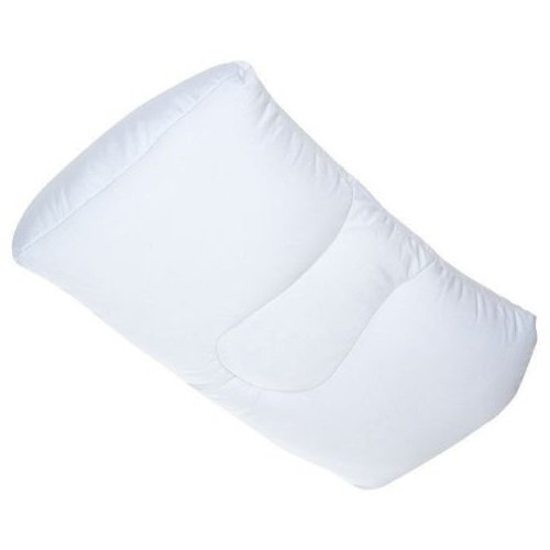 Remedy Cumulus Microbead Pillow - Microbeads for Comfort - Stays Squishy