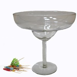 Giant Margarita Glass -