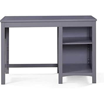 Amazoncom Better Homes and Gardens Kids Panama Beach Desk Gray