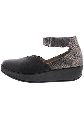 Bela785Fly Black Shoe Black y37rx