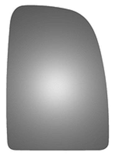 2014 2015 2016 2017 2018 2014-2018 Passenger Right Side Replacement Mirror Glass With Backing Plate for Ram Promaster 1500 2500 3500 Upper Convex