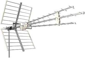 Cod. 58.1550.40-antenna externa 3 Line UHF banda IV/V 41 ...