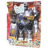 Cybotronix M.A.R.S. Elite Robo (Black, Gray & Gold)