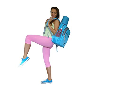 YIX Bag - Multipurpose Fitness Backpack- Yoga - Hiking - Travel