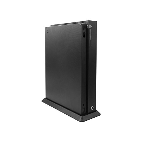 Xbox One X Vertical Stand, Rayvol Vertical Stand for Xbox One X Console