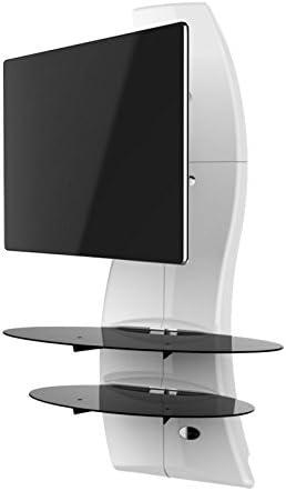 Meliconi Ghost Design 2000 DR - Mueble de Pared orientable con 2 ...