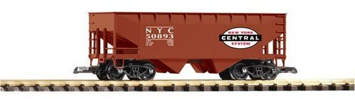 PIKO G SCALE MODEL TRAINS - NYC OFFSET HOPPER 851201 - 38820 by Piko -
