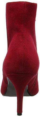 Rojo Mujer Red para Dune OSHA Botas q7wzw0a