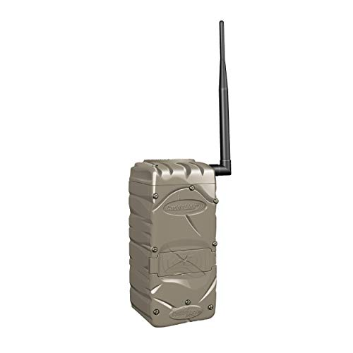 Cuddeback CuddeLink Home Wireless Image Receiver for Trail Cameras (1385) Bundled with Batteries and 32Gb Memory Card