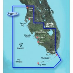 (New-GARMIN VUS011R SOUTHWEST FLORIDA BLUECHART G2 VISION - 30367)